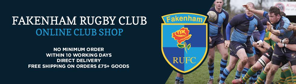 Fakenham Rugby Kit Shop