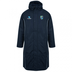 Fakenham RFC Full length Substitutes Jacket